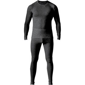 Maier Sports Adrian Baselayer Set Men, black